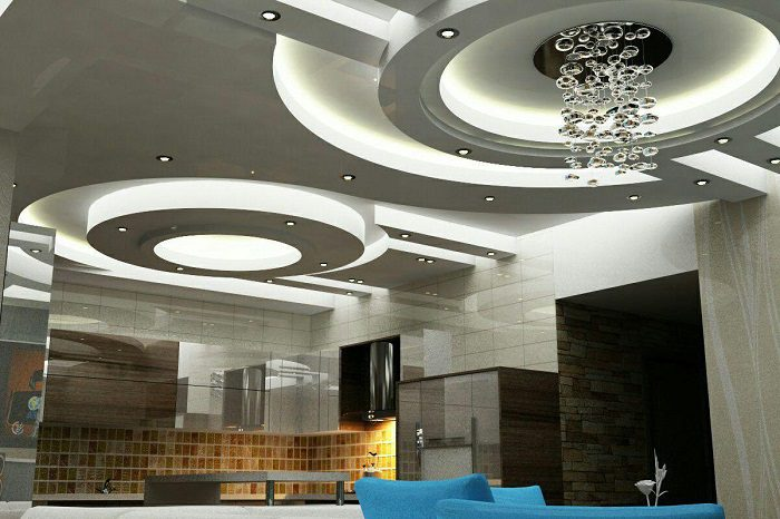 Amazing ceiling lighting